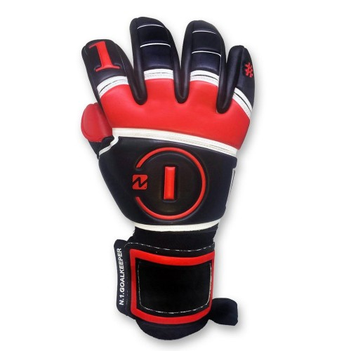 Goalkeeper Gloves Beta Pro Rosso