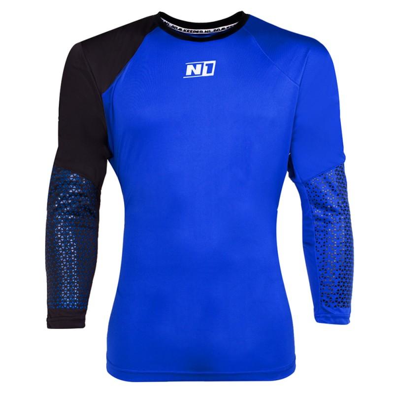 Goalkeeper Jersey Blue