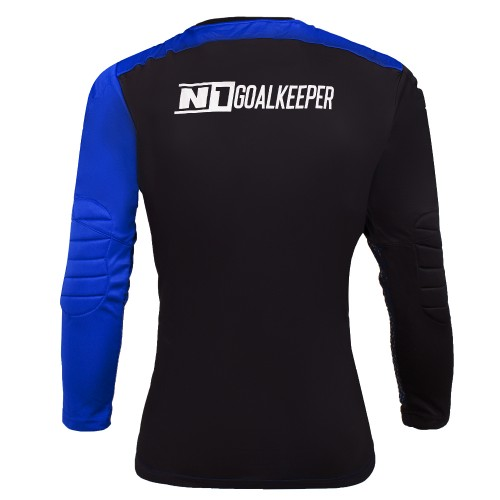 Goalkeeper Jersey Blue