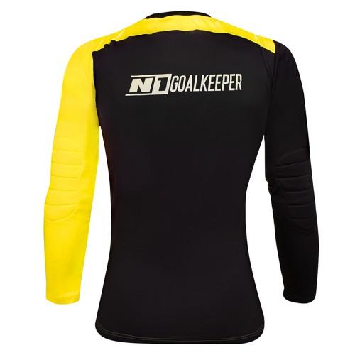 Camisola para Guarda-Redes Amarela