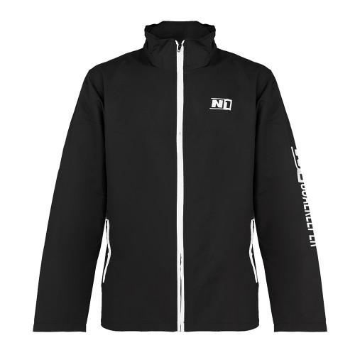 Raincoat Black/White