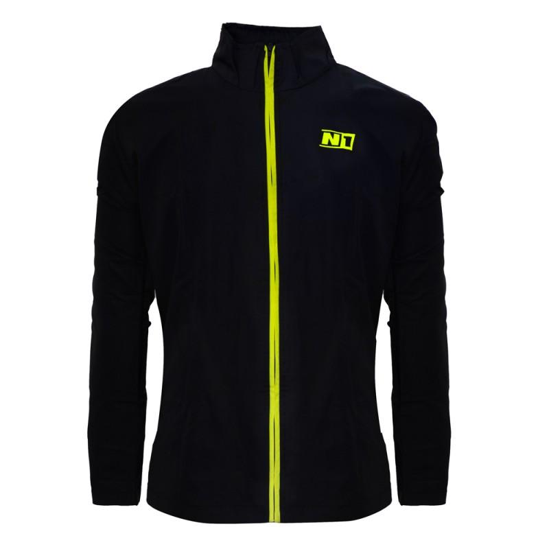 Raincoat Black/Neon