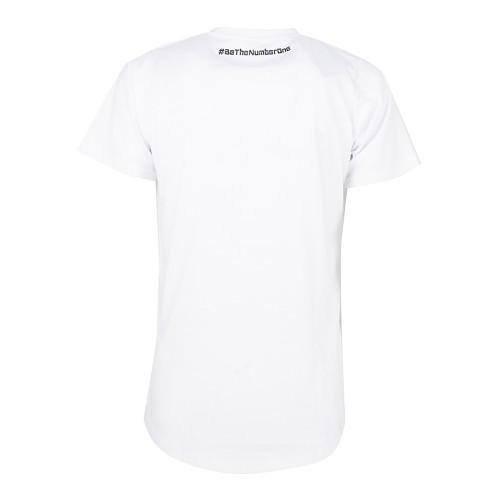 Cotton Long T-Shirt White