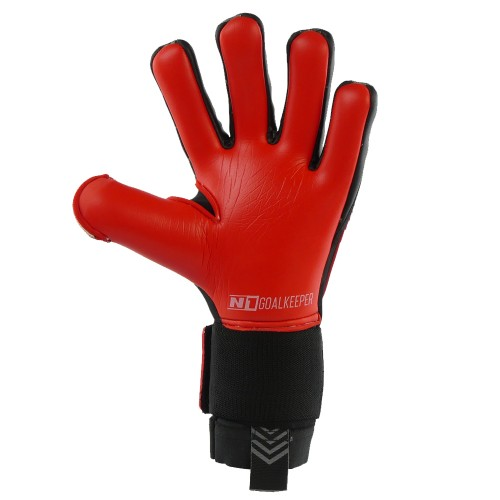 Goalkeeper Gloves Scorpius Red UGT+
