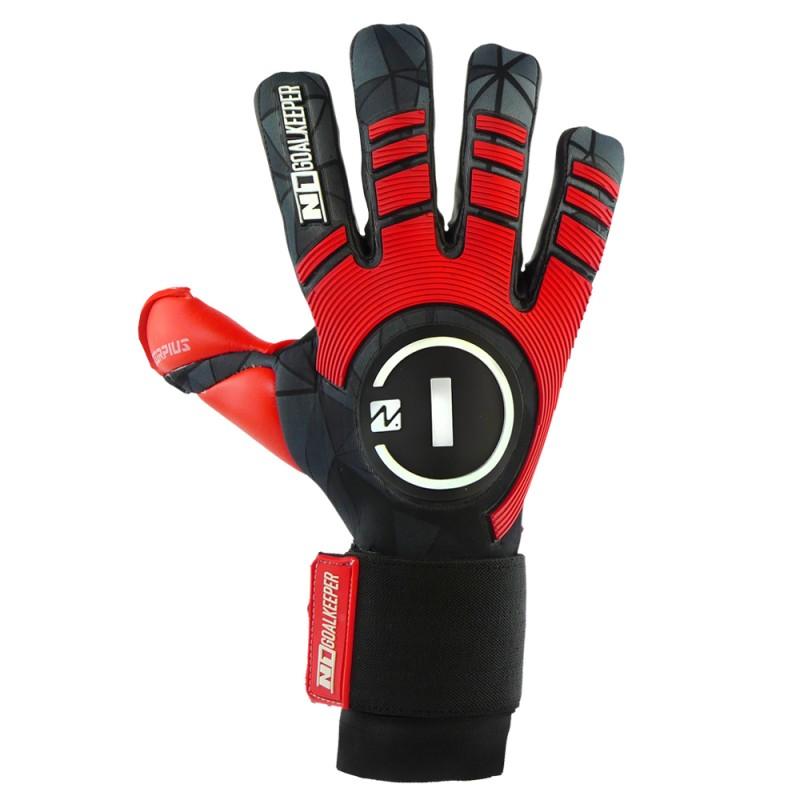 Goalkeeper Gloves Scorpius Red UGT+