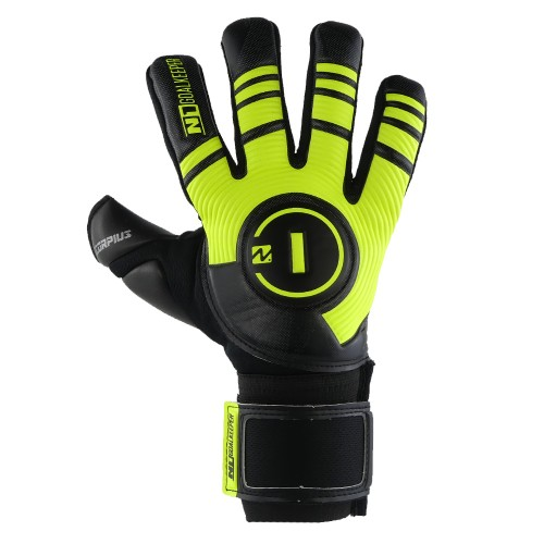 Goalkeeper Gloves Scorpius Kids Neon