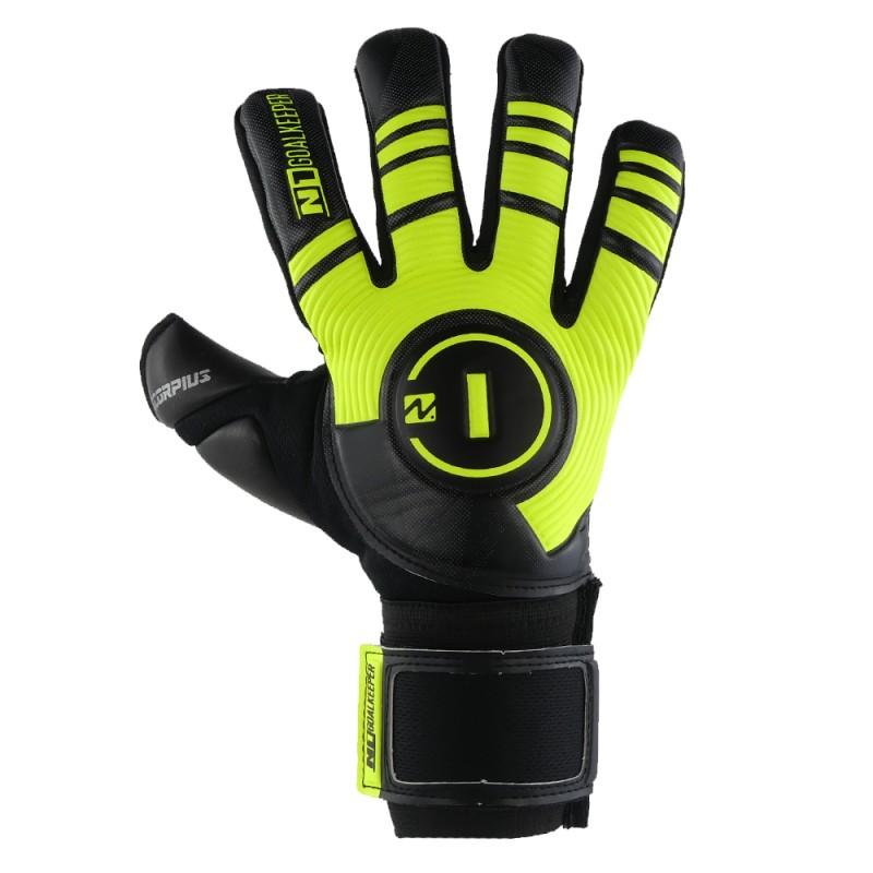 Goalkeeper Gloves Scorpius Kids Neon