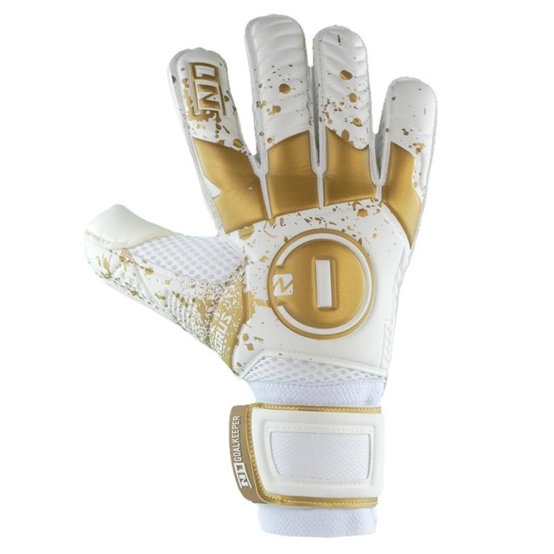 Goalkeeper Gloves Horus 2.0 Kids Gold