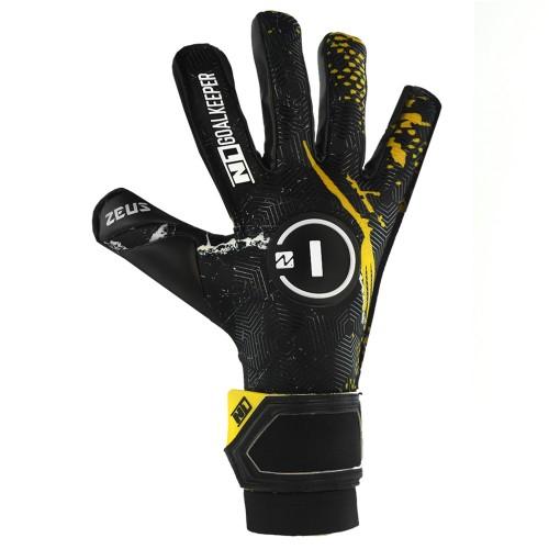 Goalkeeper Gloves Zeus Gold UGT+