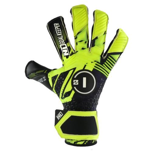 Goalkeeper Gloves Ares Neon UGT+