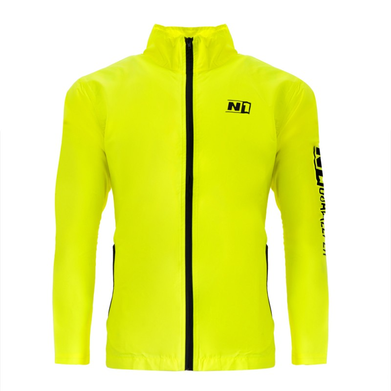 Raincoat Yellow Neon