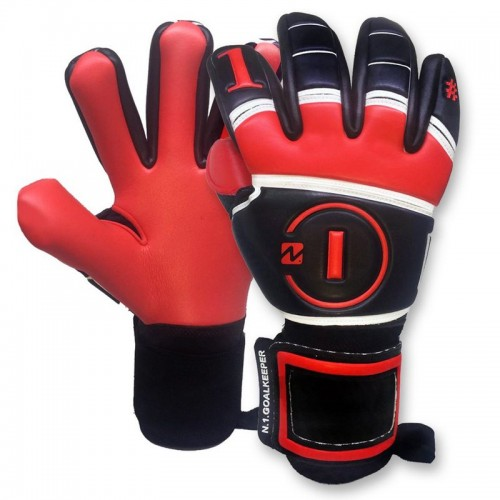 Goalkeeper Gloves Beta Elite Shadow Red
