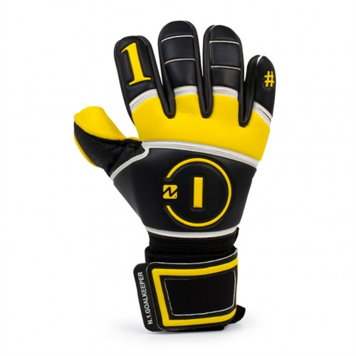 Goalkeeper Gloves Beta Elite Shadow Yellow