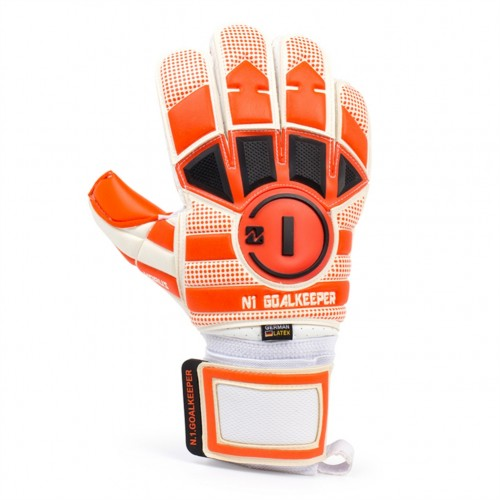 Luvas de Guarda-Redes Horus Elite Orange