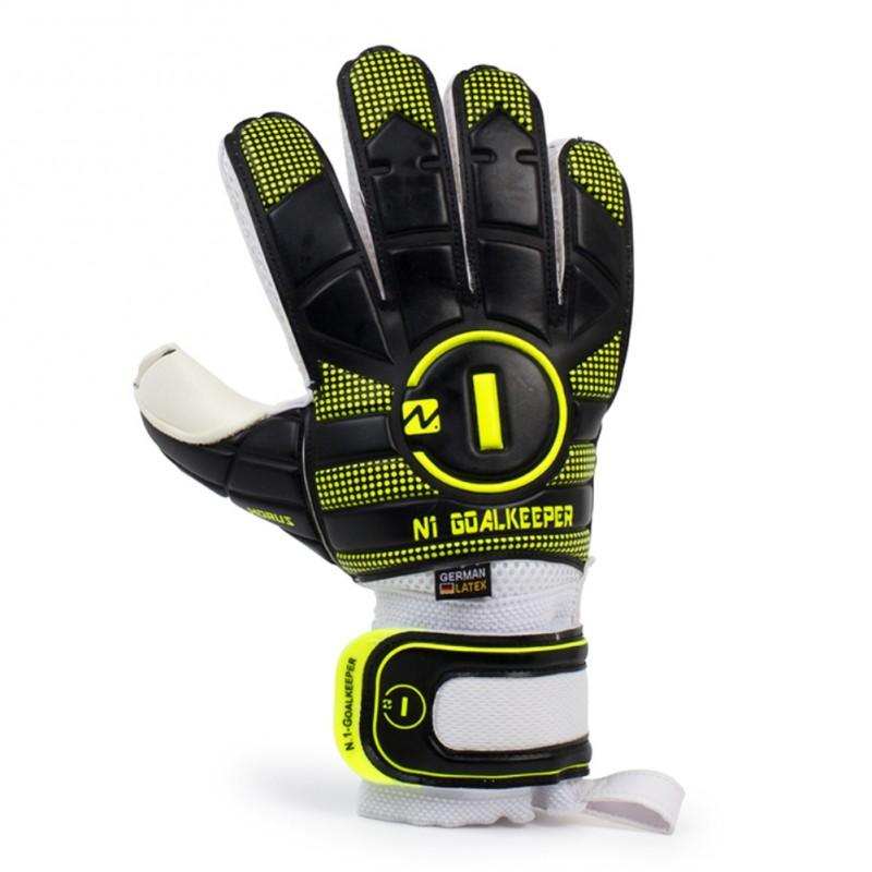 Gloves Horus Kids Black Neon