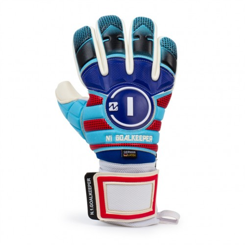 Goalkeeper Gloves Horus Elite Sky