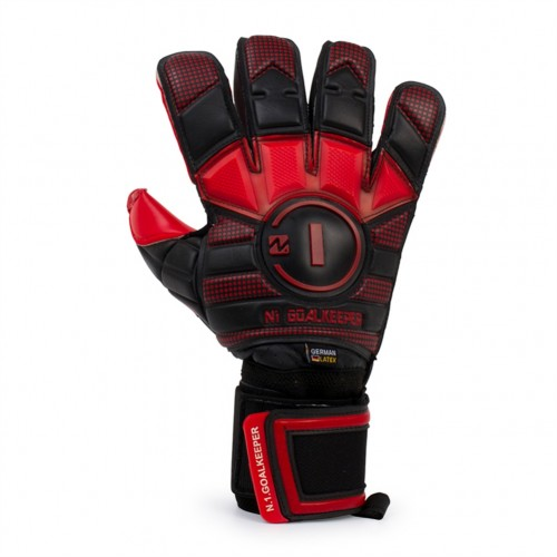 Goalkeeper Gloves Horus Elite Red