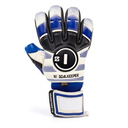 Goalkeeper Gloves Horus Elite Blue