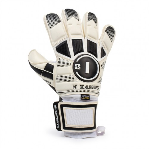 Goalkeeper Gloves Horus Elite White