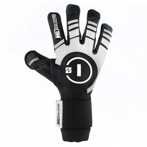 Goalkeeper Gloves Scorpius Black UGT+