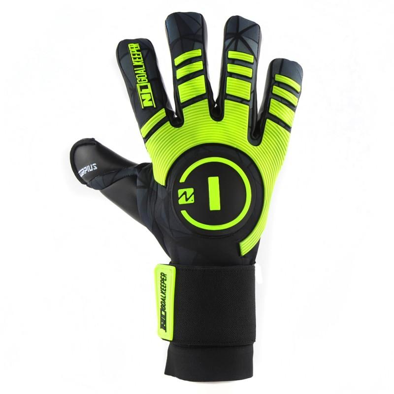 Goalkeeper Gloves Scorpius Neon UGT+