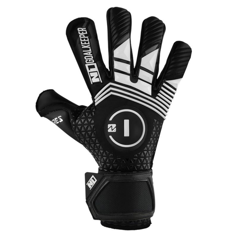 Goalkeeper Gloves Ares Black UGT+