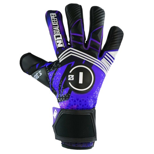 Goalkeeper Gloves Ares Purple UGT+