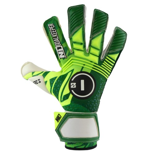 Goalkeeper Gloves Ares Green UGT+