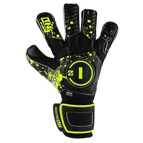Goalkeeper Gloves Horus 2.0 Elite Black Neon