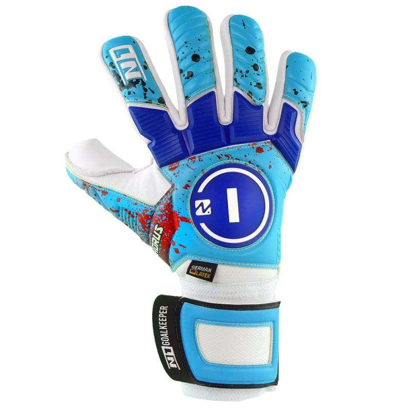 Goalkeeper Gloves Horus 2.0 Elite Sky