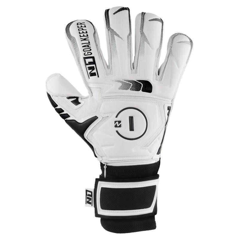 Goalkeeper Gloves Beta 2.0 Elite White