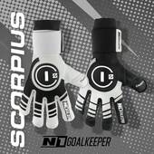 ⚫💥 SCORPIUS MODELS💥 ⚫  A goalkeeper gloves with the seamless concept, ultralight in one piece, with a Negative cut and a palm made of 100% natural German latex UGT+.  Our team has many years of experience in goalkeeping worldwide as professional goalkeepers and glove developers. We understand the importance of wearing top-quality gloves in order to achieve successful performances.  Available in 7 different colors! 🔴🟡🔵⚪⚫🟢 #BeTheNumberOne  🇩🇪 German Latex 100%  🌎 Shipping Worldwide  💻 www.n1gloves.com  #goalkeeperworld #keepergloves #soccertrends #soccerplayer  #portero #goalie #goleiro